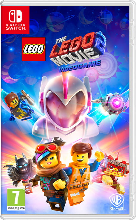 Gra Lego Movie 2 Przygoda 2 The Videogame Nintendo Switch
