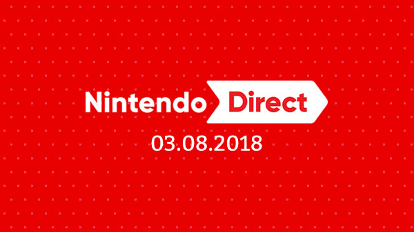 Kity i hity Nintendo Direct