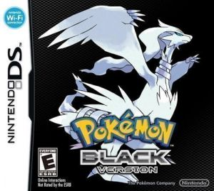Gra Pokemon Black Version (Nintendo DS)
