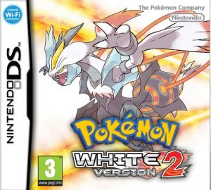 Gra Pokémon White 2 (Nintendo DS)