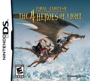 Gra Final Fantasy The 4 Heroes of Light (Nintendo DS)
