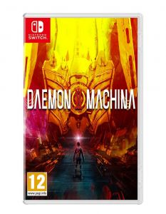 Gra Daemon X Machina (Nintendo Switch)