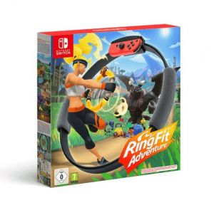 Gra Ring Fit Adventure (Nintendo Switch)