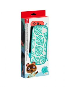 Etui ochronne i folia ochr. Animal Crossing edition (Nintendo Switch)