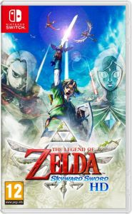 Gra The Legend of Zelda: Skyward Sword HD (Nintendo Switch)