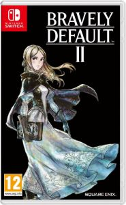 Gra Bravely Default II (Nintendo Switch)