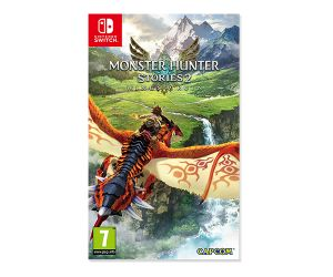 Gra Monster Hunter Stories 2: Wings of Ruin (Nintendo Switch)