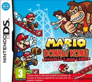 Gra Mario vs Donkey Kong: Mini-land Mayhem (Nintendo DS)