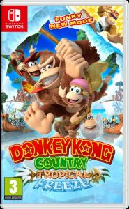 Gra Donkey Kong Country Tropical Freeze (Switch)