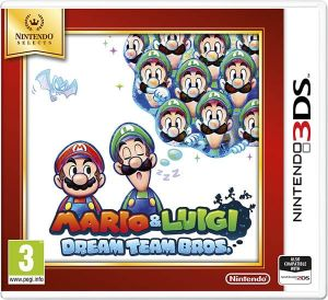 Gra Mario & Luigi: Dream Team Bros. Selects (Nintendo 3DS)