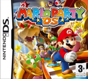 Gra Mario Party DS (Nintendo DS)