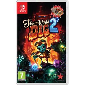 Gra Steamworld Dig 2 (Nintendo Switch)