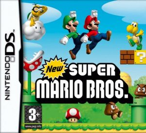 Gra New Super Mario Bros. (Nintendo DS)