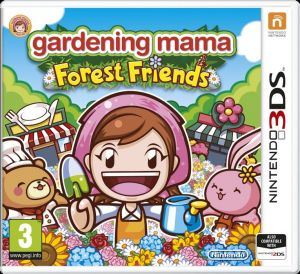Gra Gardening Mama: Forest Friends (3DS)