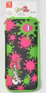 Etui ochronne Tough Pouch - Splatoon 2 (Nintendo Switch)