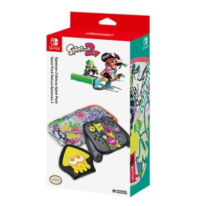 Etui Nintendo Switch - Splatoon 2 Deluxe Splat Pack