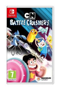 Gra Cartoon Network: Battle Crashers (Nintendo Switch)
