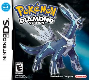 Gra Pokemon Diamond (NDS)